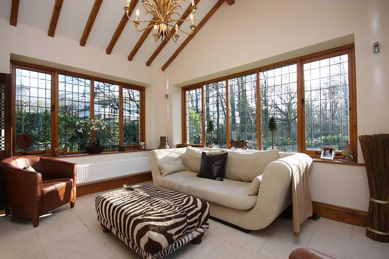 Windermere Cumbria House Garden Room