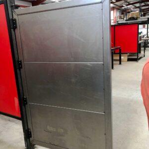 COR-TEN Gates Fabrication