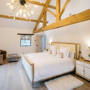 Mill Restoration Bedroom