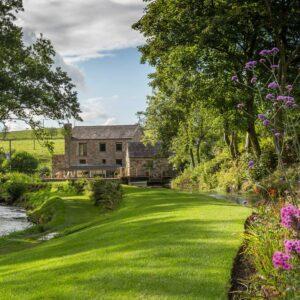Mill Restoration Garden