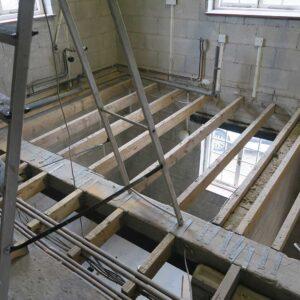 Mill Restoration Hall