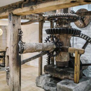 Mill Restoration Mill Workings