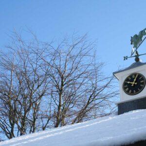 Windermere Cumbria House Clock Tower