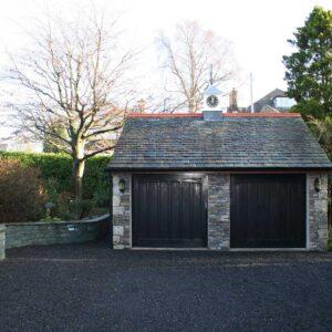 Windermere Cumbria House Garage