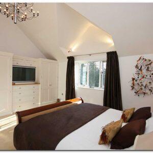 Windermere Cumbria House Bedroom